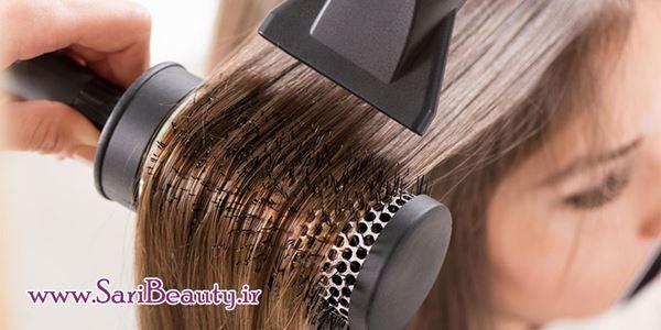 راه کار مناسب جهت خشک کردن موها